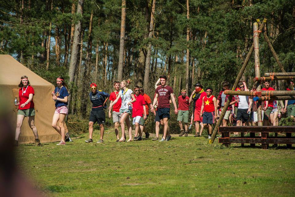 Sint-Martinus den XIIde - Minikamp World Jamboree Japan 2015
